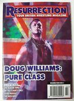 Resurrection Your British Wrestling Magazine Issue 2 Wrestler Doug Williams