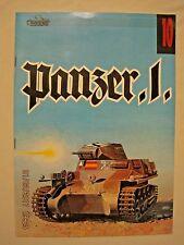 Panzer I  Wydawnictwo Militaria #10 **POLISH TEXT**