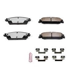 Disc Brake Pad Set Rear Power Stop Z36-1194