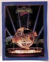 Universal Studios Florida Official Souvenir Photo Book 1991