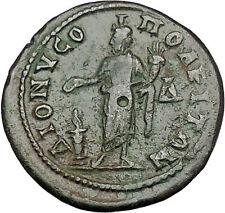 SEVERUS ALEXANDER 222AD Dionysopolis SERAPIS ALTAR Ancient Roman Coin i50987