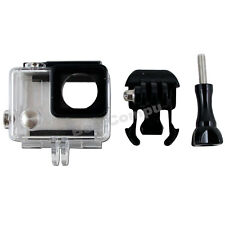 Underwater Waterproof Dive Transparent Stand Housing Case For Gopro Hero 3 4