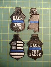 Key Chains, Back the Blue and Blue Line others