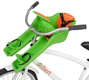 ibert Bike Baby Child Front Bike Seat Like WeeRide $50 off LTD TIME
