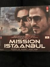 MISSION ISTAANBUL - BOLLYWOOD SOUNDTRACK CD. STILL SEALED. T Series SFCD1-1325