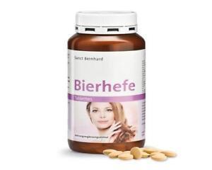 400 Bierhefe Tabletten von Sanct Bernhard (eine Dose), Vitamin B Komplex