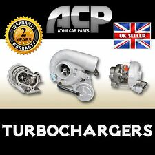 Turbocharger for Citroen Jumper 2.8 HDI. 125/128 BHP. 2800 ccm. + GASKETS.