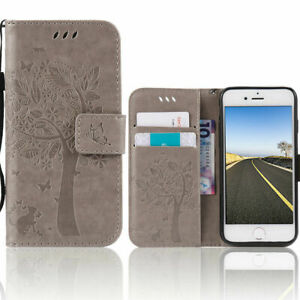 Magnetic Leather Wallet Stand Flip Case For iPhone 12 Pro Max 11  X XS XR 8 7 6+