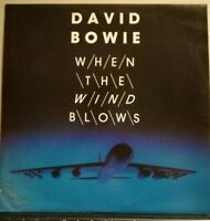 DAVID BOWIE - WHEN THE WIND Extended mix + INSTRUMENTAL - EP 45 GIRI PROMO