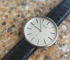 Men's Seiko Chariot JDM 2220 0540 24 Jewels December 1976 Dress Watch