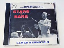 Elmer Bernstein STARS 'N' BARS aka STARS AND BARS or STARS & BARS Soundtrack CD