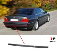 FOR BMW 7 SERIES 1994 - 2001 E38 NEW REAR BUMPER TRIM WITH PDC HOLES CENTER