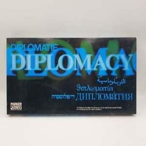 Diplomatie Diplomacy Brettspiel von 1977, 2-7 Spieler ab 12 Jahren