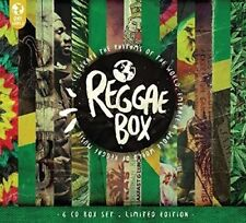 Reggae Box [10/28] by Various Artists (CD, Oct-2016, Music Brokers)
