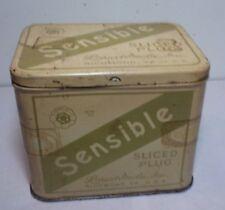 Vintage Sensible Sliced Plug Larus & Bros Co. Richmond Va. Tin