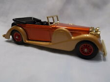 MATCHBOX MODELS OF YESTERYEAR Y11-3 1938 LAGONDA DROPHEAD COUPE ISSUE 12*