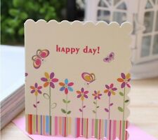 Gift Card Creative Blessing Card Happy Day COMPLIMENTARY SERVICE or MINIMUM 5
