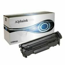 Alphaink AI-Q2612A Nero Toner Laser per HP LaserJet