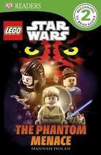 LEGO® Star Wars Episode I Phantom Menace (DK READERS) Dolan, Hannah Paperback