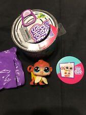Littlest Pet Shop (LPS, Petshop) Monkey Banana Hungry Pets Blind Box Can 3-112
