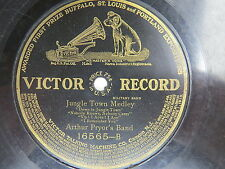 Arthur Pryor's Band / Victor Orch.  - VICTOR 16565 - Jungle Town Medley