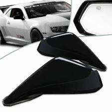Fit 10-15 Chevy Camaro Pair Powered+Heated Side Door Mirror GM1320415 GM1321415