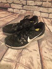 Nike Women's Air Zoom Structure 19 Running Shoes Black/White/Dark Grey Size  8