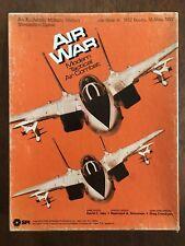 Board Game, Air War: Modern Tactical Air Combat, OOP, SPI, 1978
