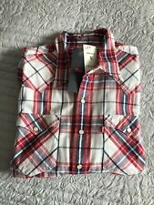 Levis shirt Men's Barstow Shirt BRAND NEW , Size Small
