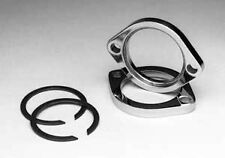 Harley Exhaust Pipe Clamp & Retaining Rings Big Twin® 84-99, Sportster® 86-Up