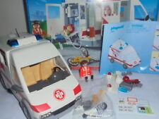 Playmobil Rettungstransporter 4221 Rettungswagen Sanitäter Krankenhaus OVP