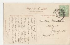 Thomas Matheson Oldgate Morpeth Northumberland 1911  331a