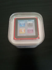 Apple iPod Nano 6th Gen 8GB Red, MC693LL/A (Worldwide Shipping)