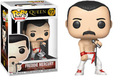 Música Pop Funko Queen Freddie Mercury Diamond brillo el Pedido Previo Exclusivo