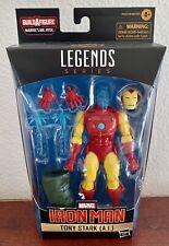 Marvel Legends TONY STARK A.I. IRON MAN - Mr. Hyde BAF (BUILD A FIGURE) Wave NEW