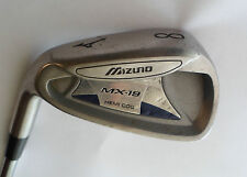 Left Handed MIZUNO MX19 / MX-19 Hemi Cog 8 IRON Dynaflex Regular Steel Shaft