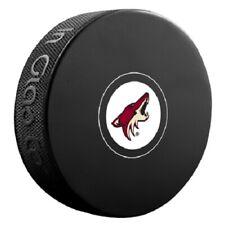 2012-2016 Arizona Coyotes Autograph Model small logo Nhl Puck - Last1