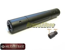 Airsoft P90 Type Spec. Op. 190mm Barrel Extension 14mm CW + CCW