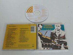 VARIOUS/ROUNDER BLUEGRASS TWO(ROUNDER CD 11512) CD ALBUM