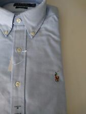 7895a4a00126c Buy Polo Striped Button Down Men s Casual Shirts   Tops   eBay