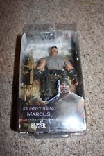 Gears Of War 3 Journey's End Marcus w/ Gold Retro Lancer Figure NEW 178