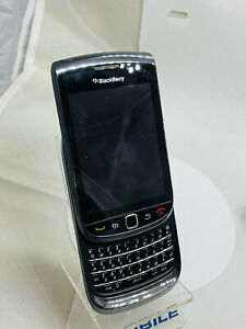 BlackBerry Torch 9800 Mobile Phone - Unlocked - Black