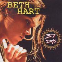BETH HART - 37 DAYS (CD+DVD) 2 CD + DVD NEW