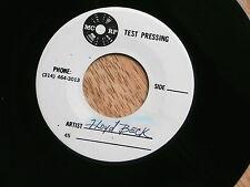 FLOYD BECK~I'M IN LOVE~MEGA RARE TEST PRESSING~NEAR MINT~~ NORTHERN SOUL 45