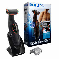 Philips BG2024 Rechargeable Wet or Dry Body Hair Grooming Shaver Trimmer *SALE*
