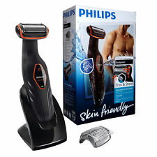 Philips BG2024/15 Mens Rechargeable Wet or Dry Body Hair Grooming Shaver Trimmer