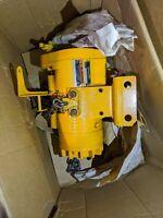 Ingersoll Rand Air Chain Hoist 1 TON ML1000K-2A In Box Hook Mount AIR parts