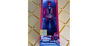 "Saban's Power Rangers Super Megaforce Red Ranger 12"" Action Figure (Bandai)"