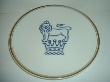 Royal Doulton Lion Crown Logo Collector's Club Plate
