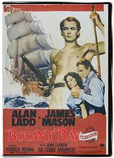 Botany Bay 1953 DVD - Alan Ladd, James Mason, Patricia Medina